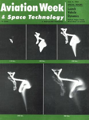 Cover for the June 8 1964 issue