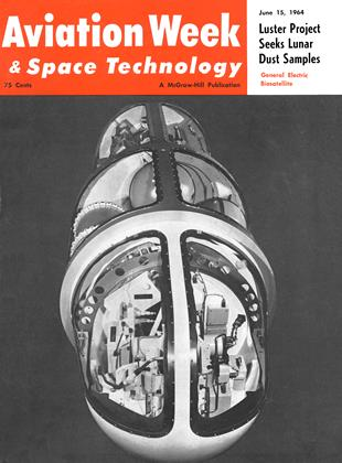 Cover for the June 15 1964 issue
