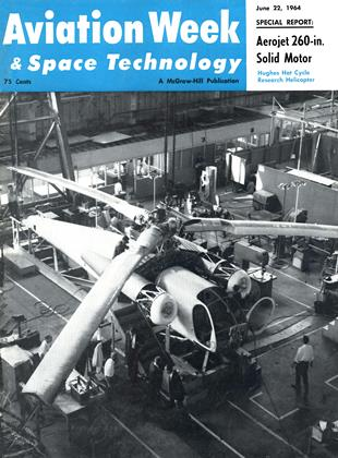 Cover for the June 22 1964 issue
