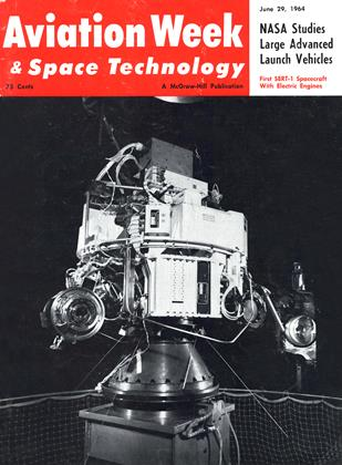 Cover for the June 29 1964 issue