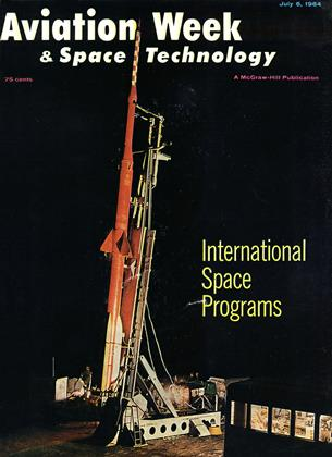 Cover for the July 6 1964 issue