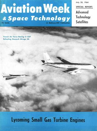 Cover for the July 20 1964 issue