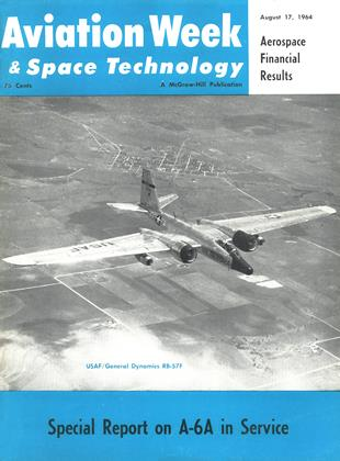 Cover for the August 17 1964 issue