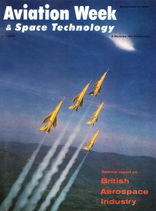Cover for the September 7 1964 issue