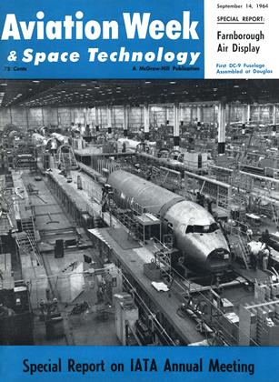 Cover for the September 14 1964 issue
