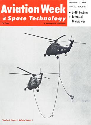 Cover for the September 21 1964 issue