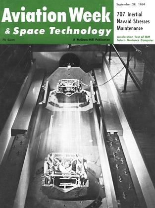 Cover for the September 28 1964 issue