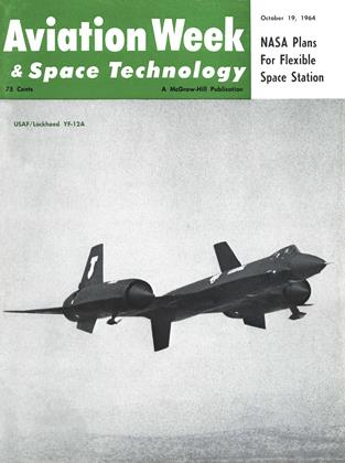 Cover for the October 19 1964 issue