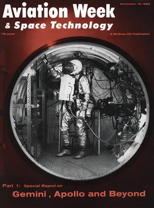 Cover for the November 16 1964 issue