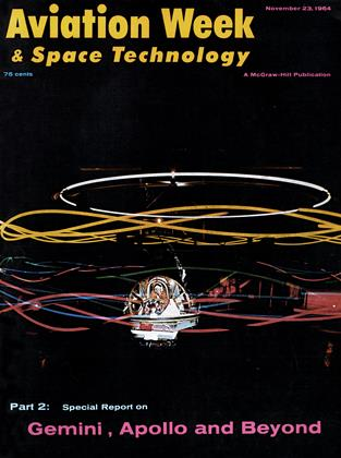 Cover for the November 23 1964 issue