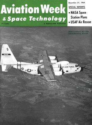 Cover for the December 21 1964 issue