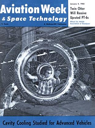 Cover for the January 4 1965 issue
