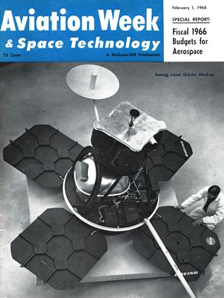 Cover for the February 1 1965 issue