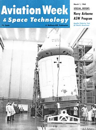 Cover for the March 1 1965 issue