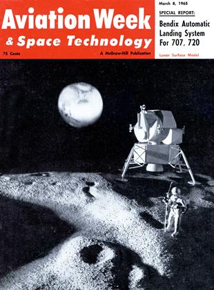 Cover for the March 8 1965 issue