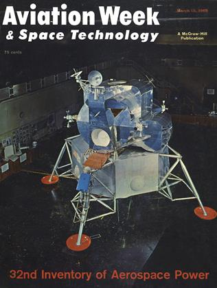 Cover for the March 15 1965 issue