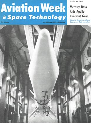 Cover for the March 29 1965 issue