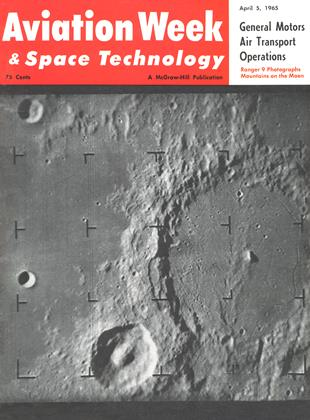 Cover for the April 5 1965 issue