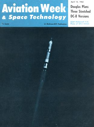Cover for the April 12 1965 issue