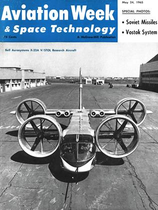 Cover for the May 24 1965 issue