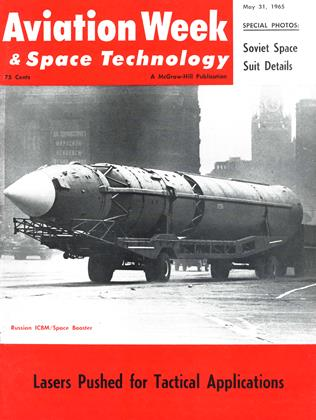 Cover for the May 31 1965 issue
