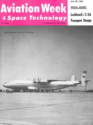 Cover for the June 28 1965 issue