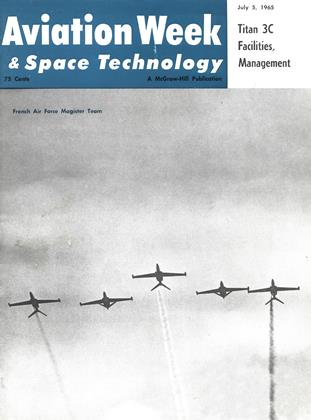 Cover for the July 5 1965 issue