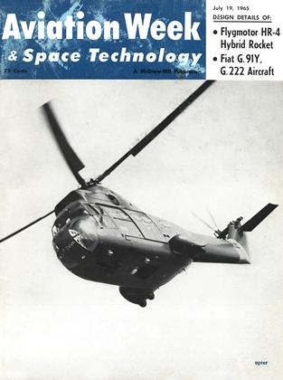 Cover for the July 19 1965 issue