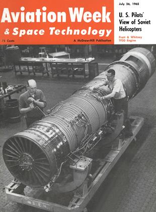 Cover for the July 26 1965 issue
