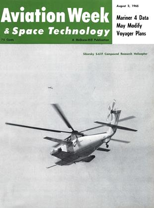 Cover for the August 2 1965 issue