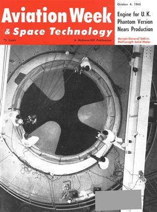 Cover for the October 4 1965 issue