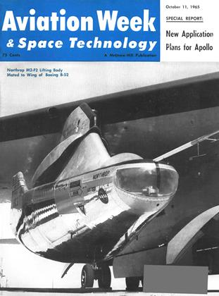 Cover for the October 11 1965 issue