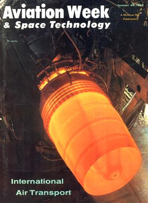 Cover for the October 25 1965 issue