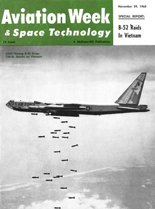 Cover for the November 29 1965 issue