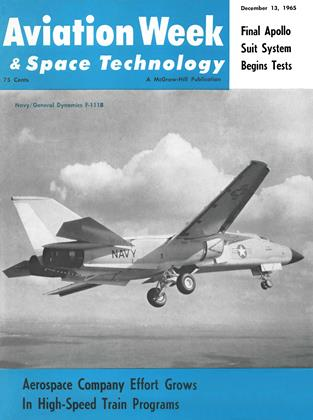 Cover for the December 13 1965 issue