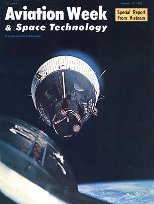 Cover for the January 3 1966 issue