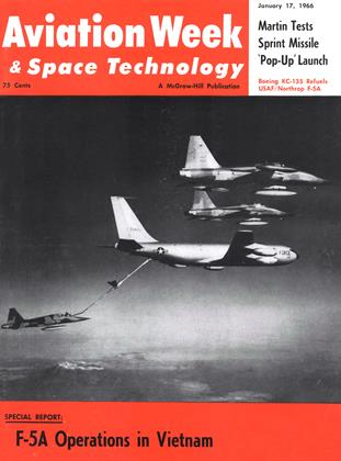 Cover for the January 17 1966 issue