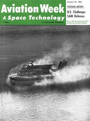 Cover for the January 24 1966 issue