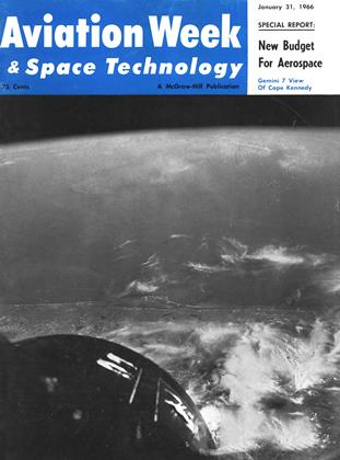 Cover for the January 31 1966 issue