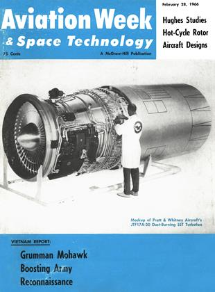 Cover for the February 28 1966 issue