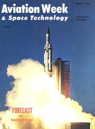 Cover for the March 7 1966 issue