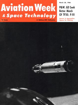 Cover for the March 28 1966 issue