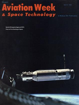 Cover for the April 4 1966 issue