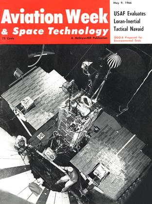 Cover for the May 9 1966 issue