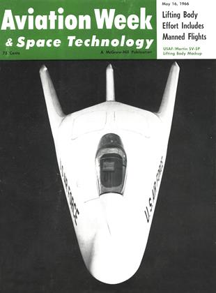 Cover for the May 16 1966 issue