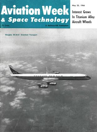 Cover for the May 23 1966 issue