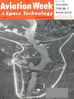 Cover for the June 6 1966 issue