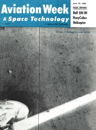 Cover for the June 13 1966 issue