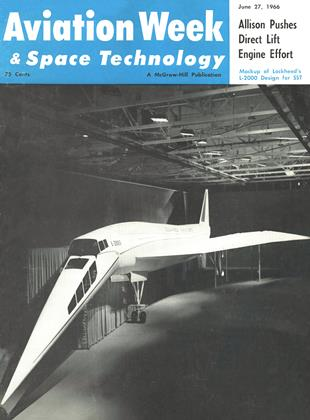 Cover for the June 27 1966 issue