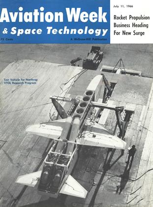 Cover for the July 11 1966 issue